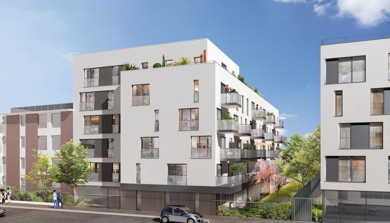 新房 – Aubervilliers – 2020年1季度交房