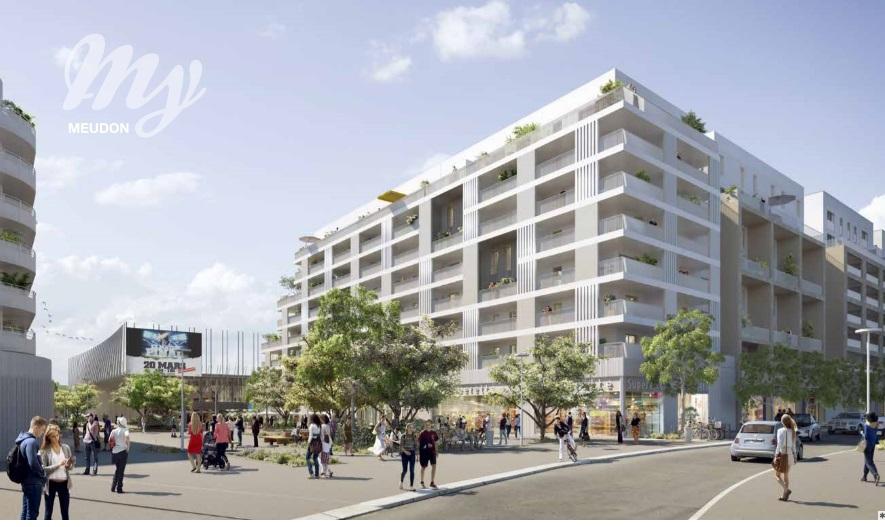 新房 – Meudon – 2020年1季度交房