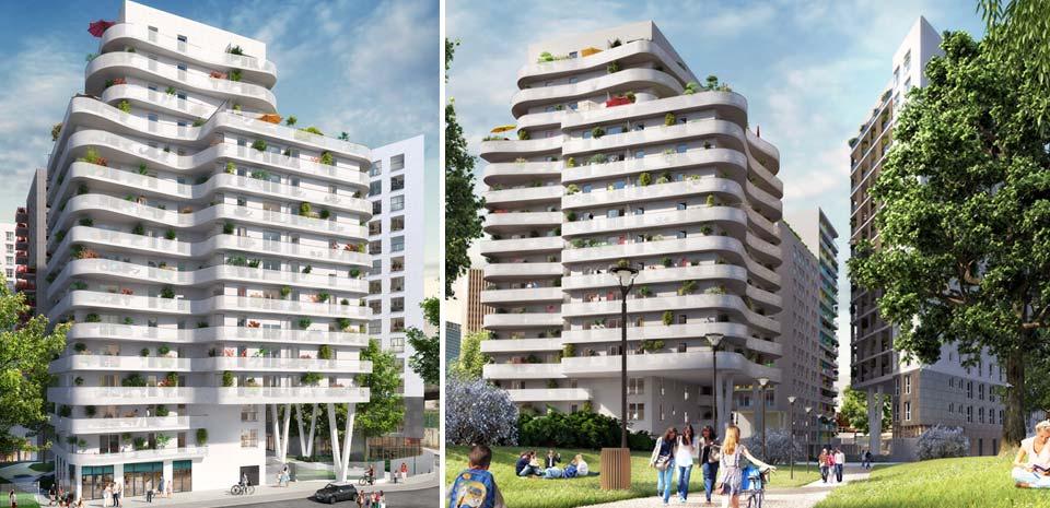 新房 – Bagnolet – 2020年3季度交房