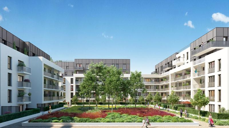 新房 – Bussy Saint-Georges – 2020年1季度
