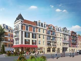 新房 – Villiers-sur-Marne – 2020年2季度交房