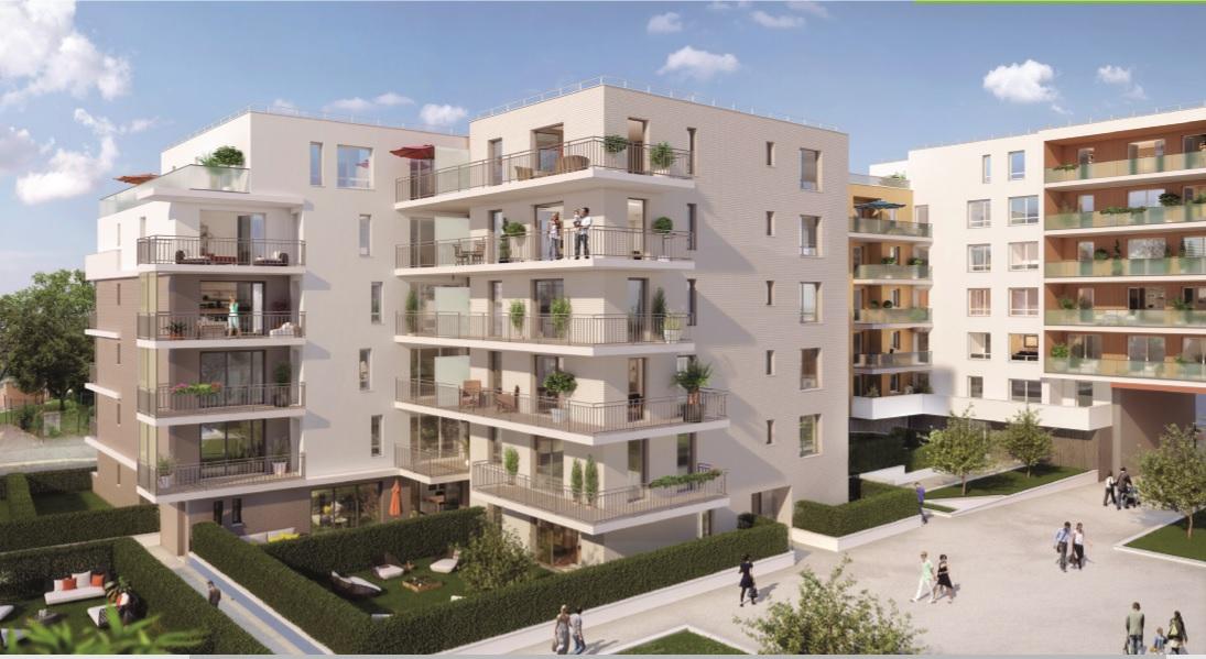 新房 – Choisy-le-Roi – 2020年2季度交房