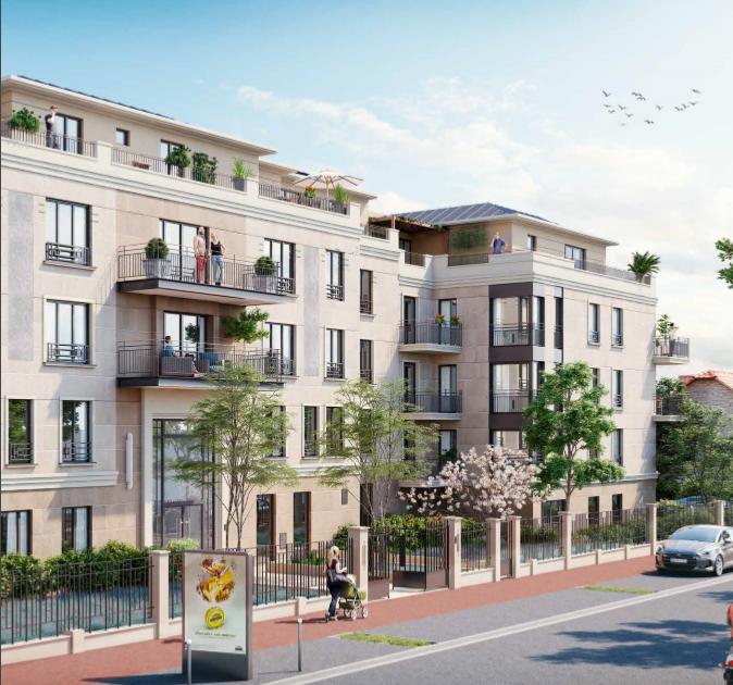 新房 – Saint-Maur-des-Fossés – 2020年3季度交房