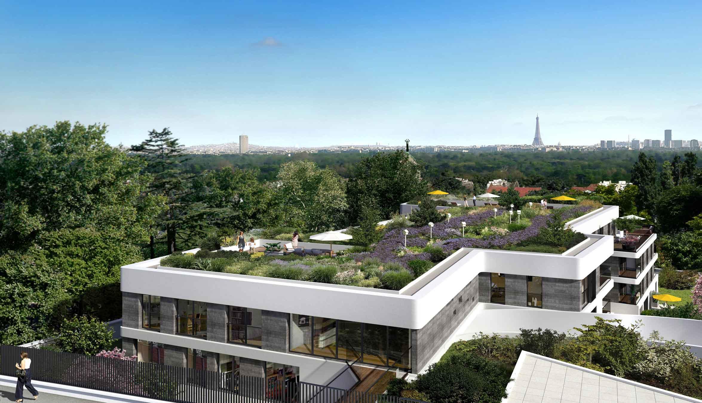 新房 – Saint-Cloud – 2019年4季度交房