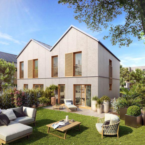 新房 – Bessancourt – 2020年3季度交房
