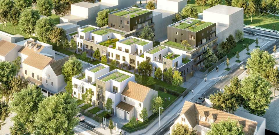 新房 – Chevilly-Larue -2020年交房