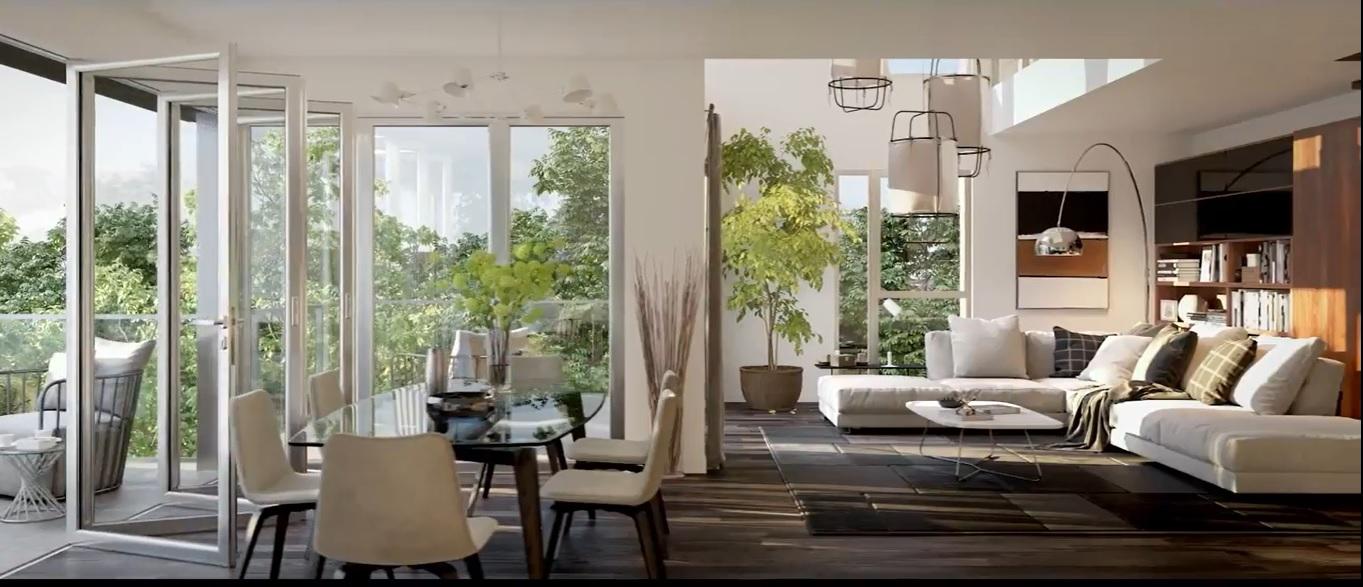新房 – 巴黎15区 – 2020年4季度交房