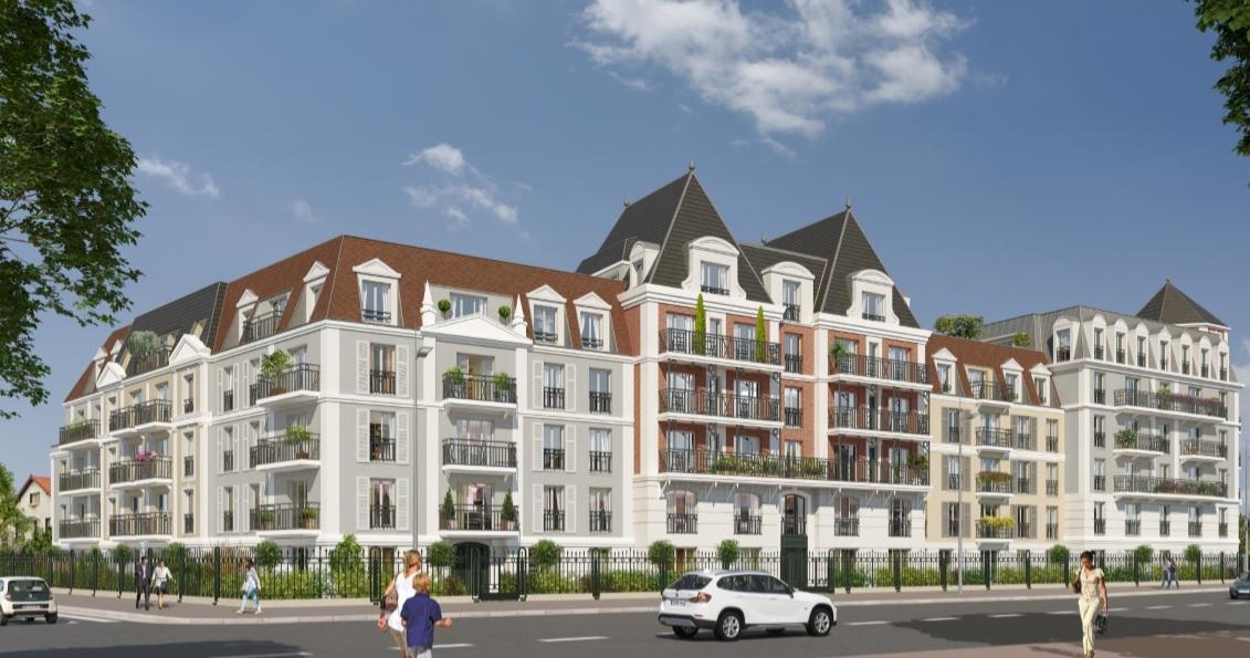 新房 – Le Blanc Mesnil – 2020年4季度交房