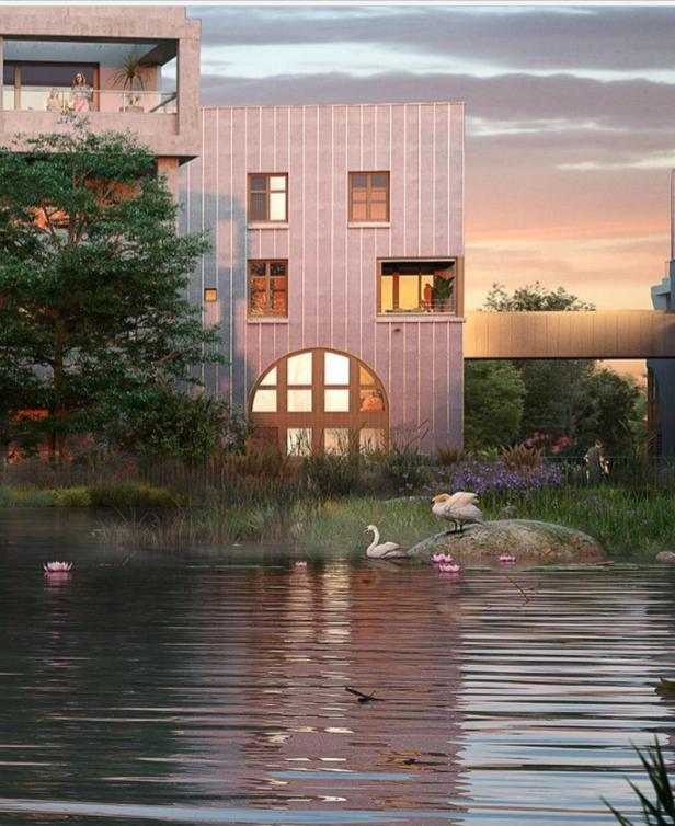 新房 – Le Vesinet – 2021年4季度交房
