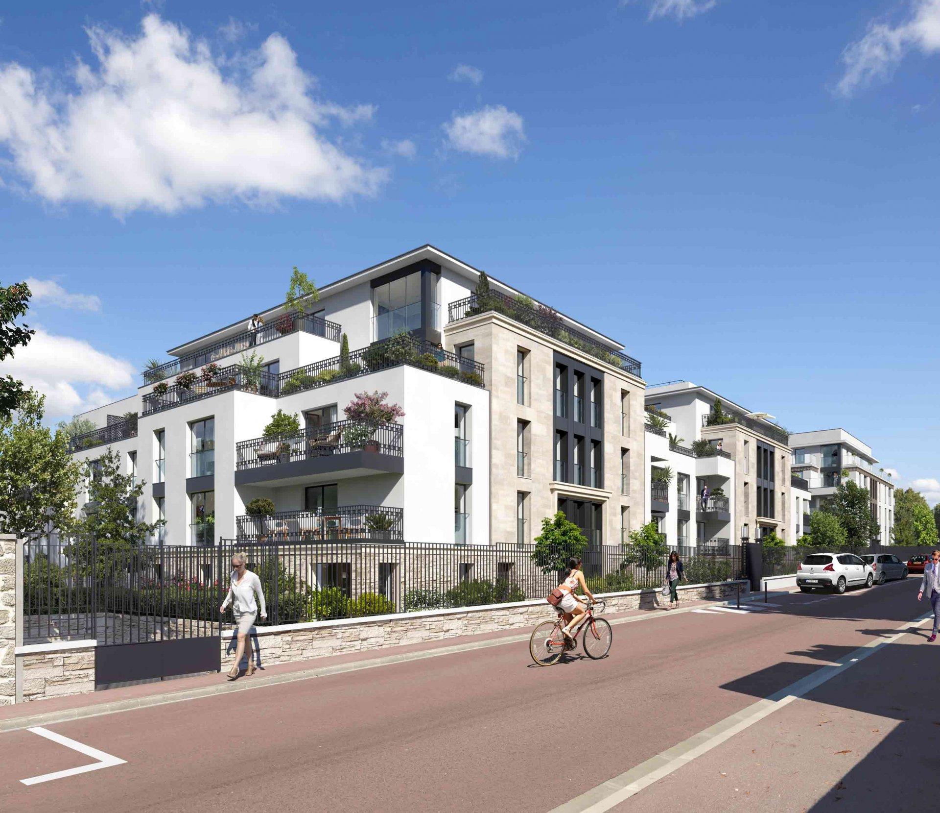 新房 – Saint-Cloud – 2023年2季度交房